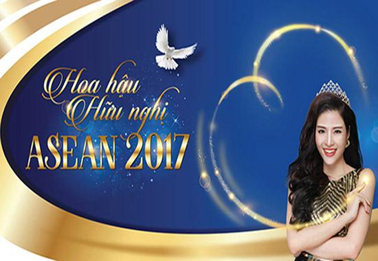 Eropi Jewelry đồng hành cùng cuộc thi Hoa hậu Hữu nghị ASEAN 2017