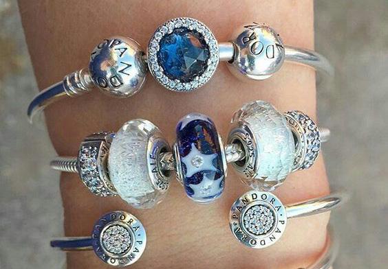 Cách chọn vòng Pandora mệnh Thủy để mang may mắn bên mình