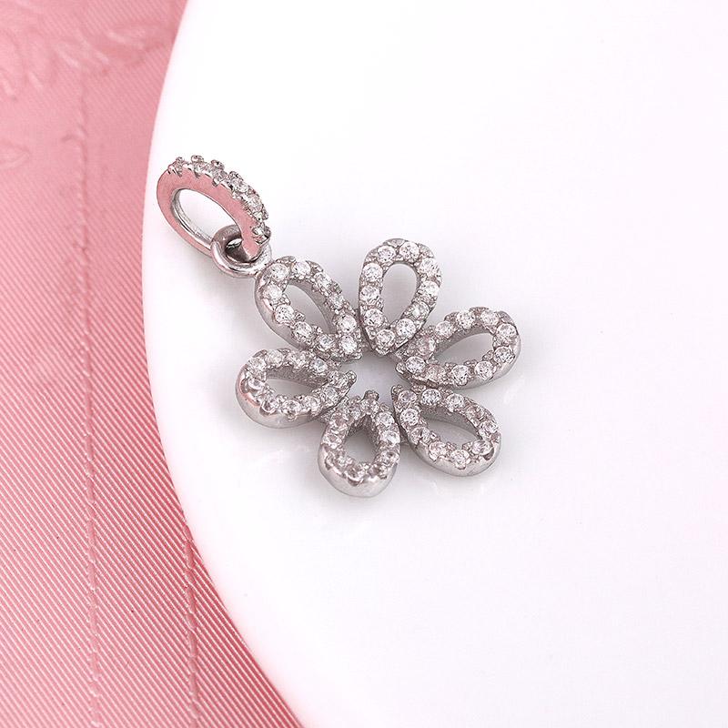 Mặt dây chuyền bạc Little Flower - 4451458 , 102030015 , 249_102030015 , 370000 , Mat-day-chuyen-bac-Little-Flower-249_102030015 , eropi.com , Mặt dây chuyền bạc Little Flower