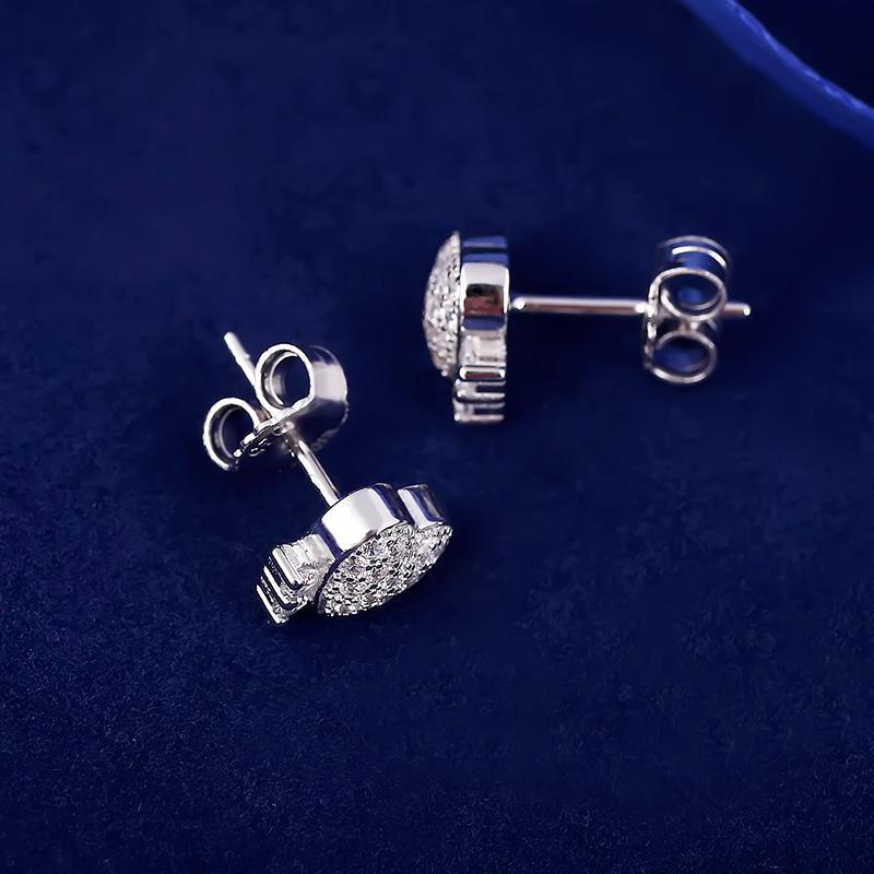 Bộ trang sức bạc Irelia Love