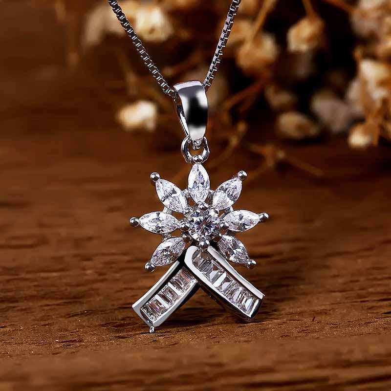 Bộ trang sức bạc Great Love
