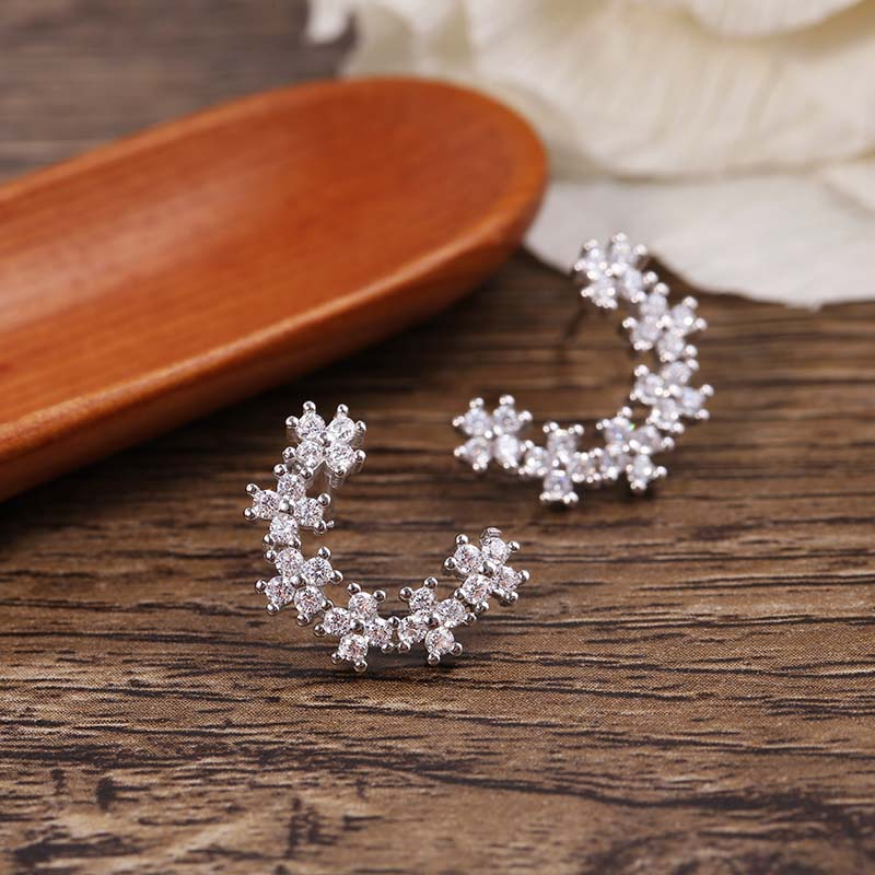 Bộ trang sức bạc Drusilla Love