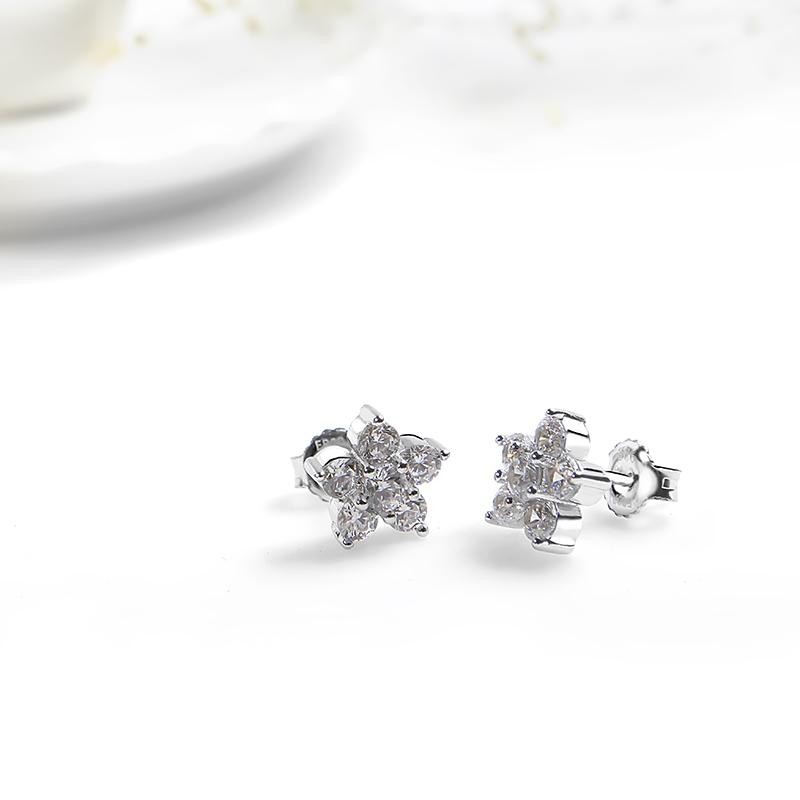 Bộ trang sức bạc Flawless Love
