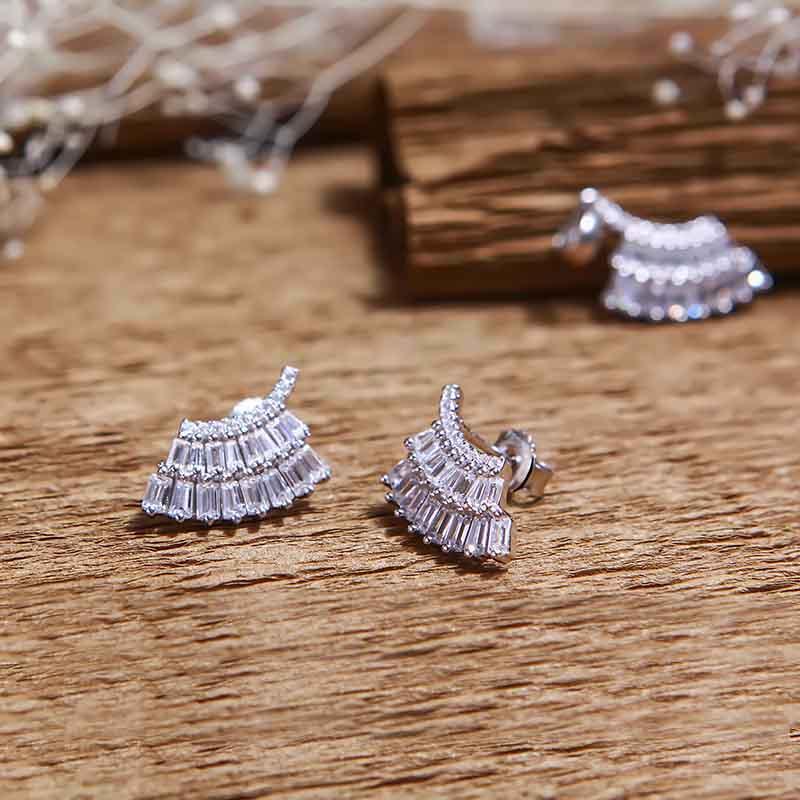 Bộ trang sức bạc Lovely Dress