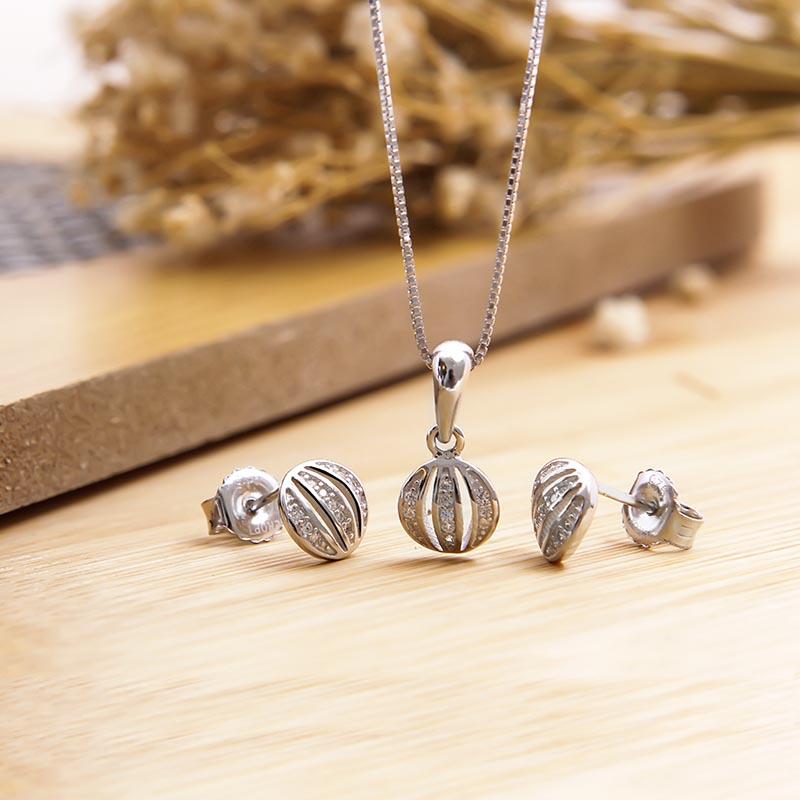 Bộ trang sức bạc My Favorite
