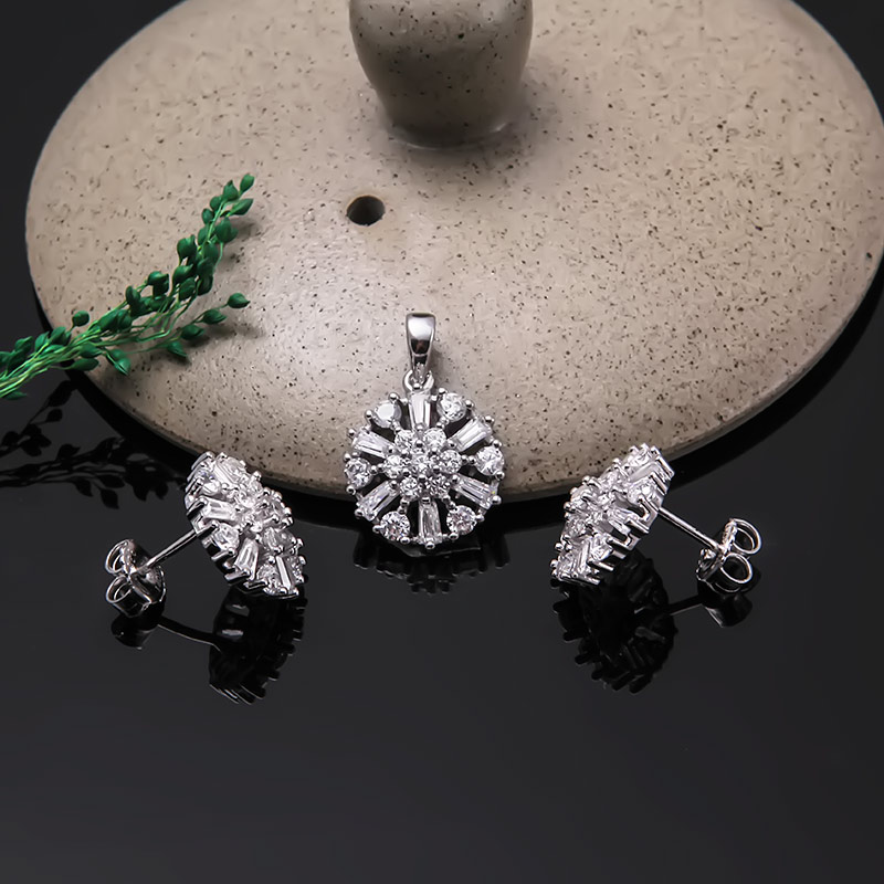Bộ trang sức bạc Rowan Love - 4452097 , 101070130 , 249_101070130 , 927000 , Bo-trang-suc-bac-Rowan-Love-249_101070130 , eropi.com , Bộ trang sức bạc Rowan Love