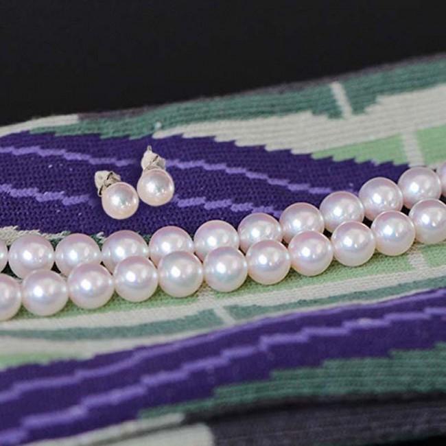Bộ trang sức Beautiful Pearl 3