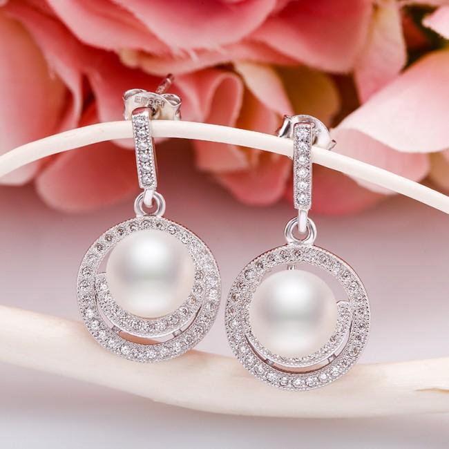 Bộ trang sức bạc Luis Love3