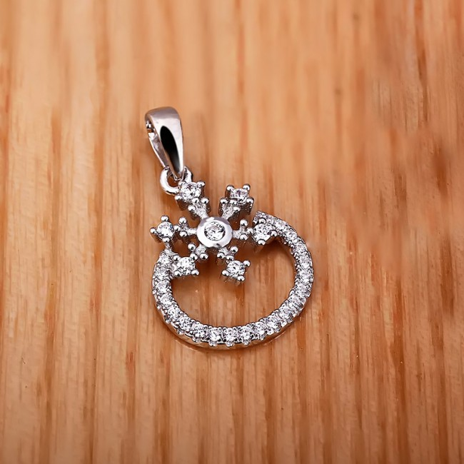 Bộ trang sức bạc Maia 3