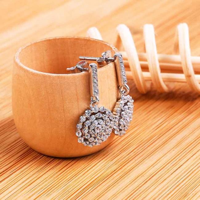 Bộ trang sức bạc Tinna Love3