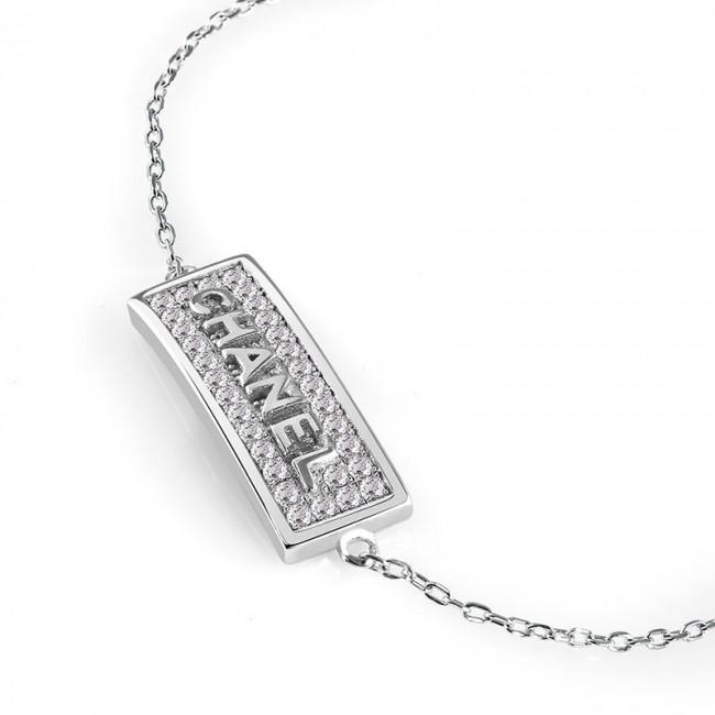 Lắc tay bạc Chanel Pro3