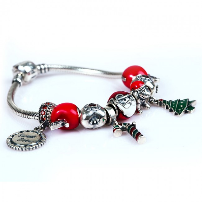 Lắc tay bạc Pandora Noel 3