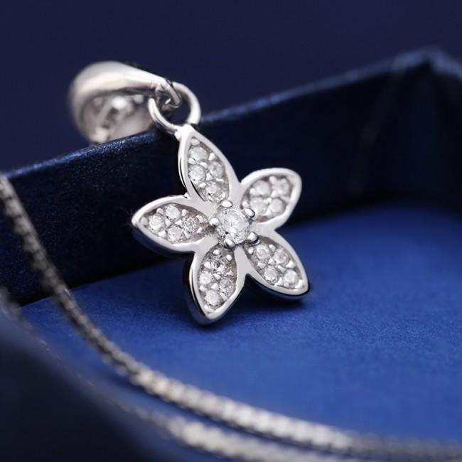 Mặt dây chuyền bạc Lilacs Like3