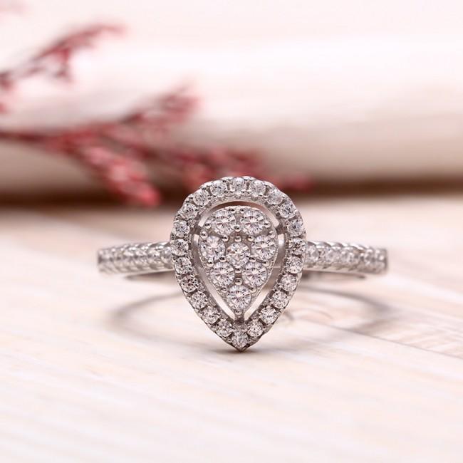 Nhẫn bạc Eyewater 3