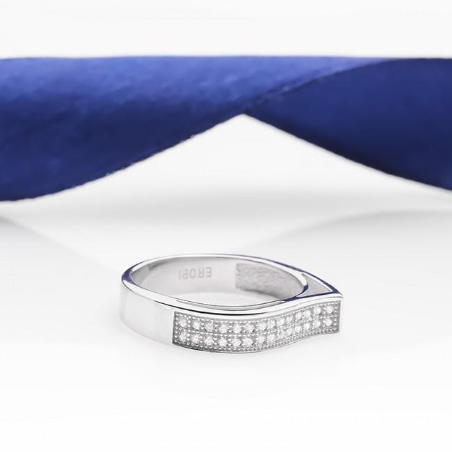 Nhẫn bạc Nunu Like3