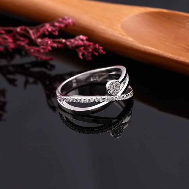 Nhẫn bạc Pretty 3