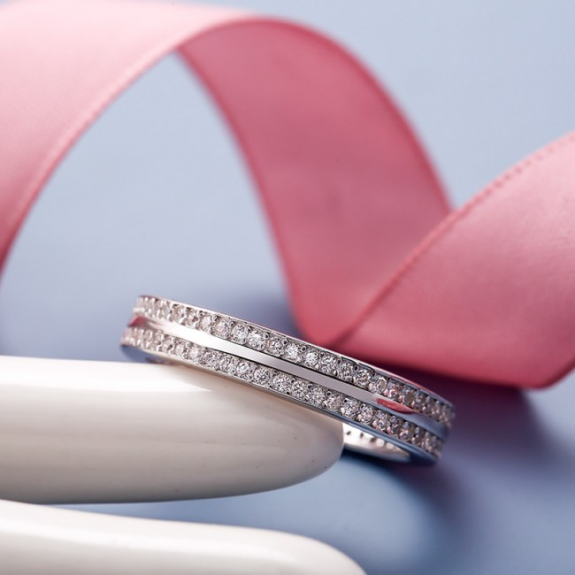 Nhẫn bạc Sarah Love3