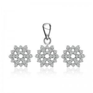 Bộ trang sức bạc Ashe Love
