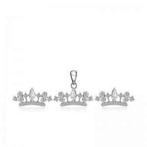 Bộ trang sức bạc Danisa