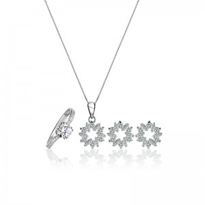 Bộ trang sức bạc Gift For You