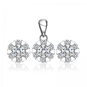 Bộ trang sức bạc Girl Style