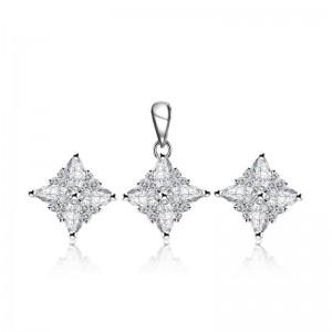 Bộ trang sức bạc Immi Love