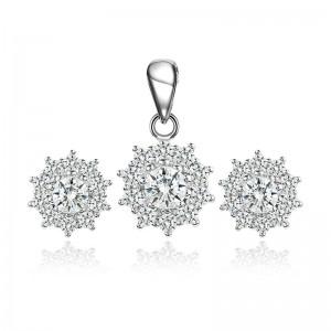 Bộ trang sức bạc Irene Like
