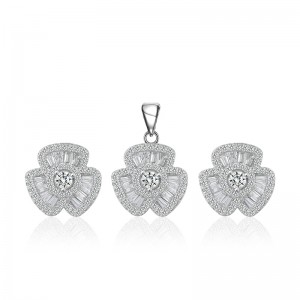 Bộ trang sức bạc Jinx Love
