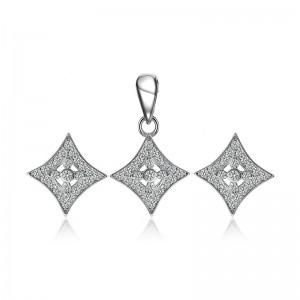 Bộ trang sức bạc Little Star