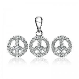 Bộ trang sức bạc Ming-xi