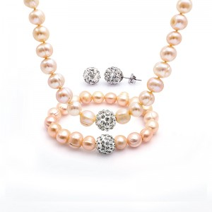 Bộ trang sức My Sunshine Pearl