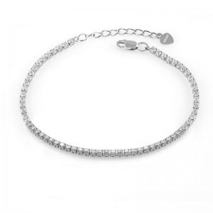 Lắc tay bạc Jellai Love