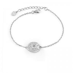 Lắc tay bạc Tiffany