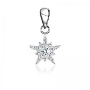 Mặt dây chuyền bạc Candy Star