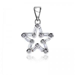 Mặt dây chuyền bạc Hottest Stars