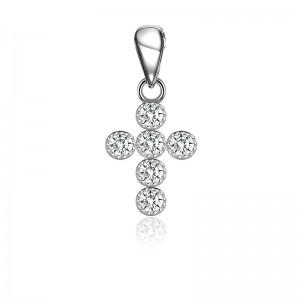 Mặt dây chuyền bạc Layla Cross