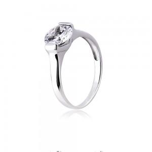 Nhẫn bạc Valeria