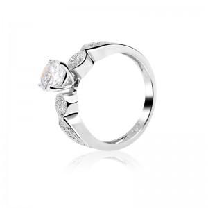 Nhẫn bạc Alexander