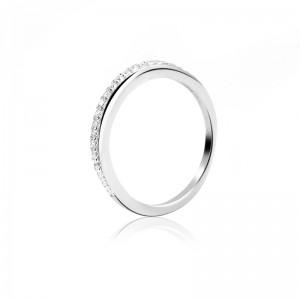 Nhẫn bạc Athena Love
