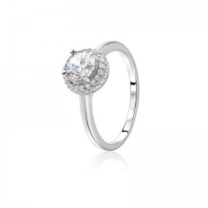 Nhẫn bạc Chriselda