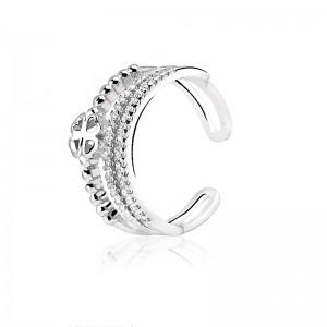 Nhẫn bạc Elegantly