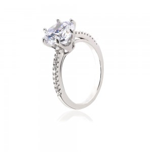 Nhẫn bạc Hera