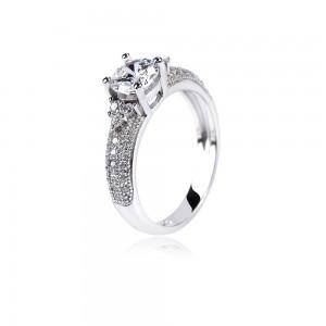 Nhẫn bạc Hiuga