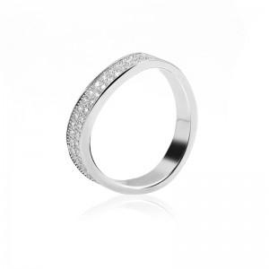 Nhẫn bạc Irit Love