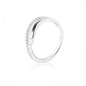 Nhẫn bạc Izuki Love
