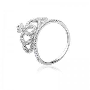 Nhẫn bạc Izuki