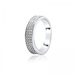 Nhẫn bạc Jessie