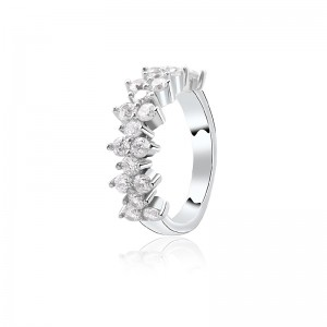 Nhẫn bạc Julia Love