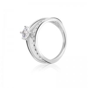 Nhẫn bạc Kenna