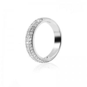 Nhẫn bạc Kettina Love